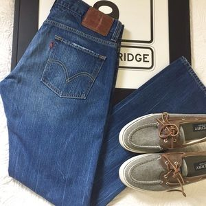 Levi's 511 Skinny Jeans 34x32